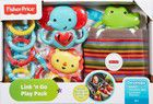 Fisher Price - Link 'n Go Play Pack