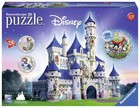 Ravensburger Puzzle 3D Disney Castle (216Pcs)